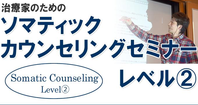 治療家のためのソマティック・カウンセリングセミナーレベル2